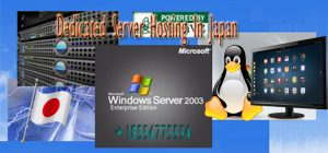 Dedicated Server Hosting in Japan