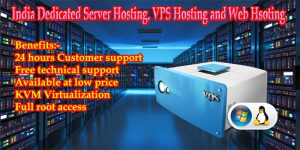 India Dedicated Server Hosting, VPS Server Hosting and Web Hosting at very affordable price
