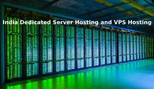 India Dedicated Server Hosting and VPS Server Hosting Plans