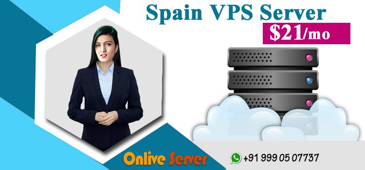 Spain VPS Server Hosting - Onlive Server